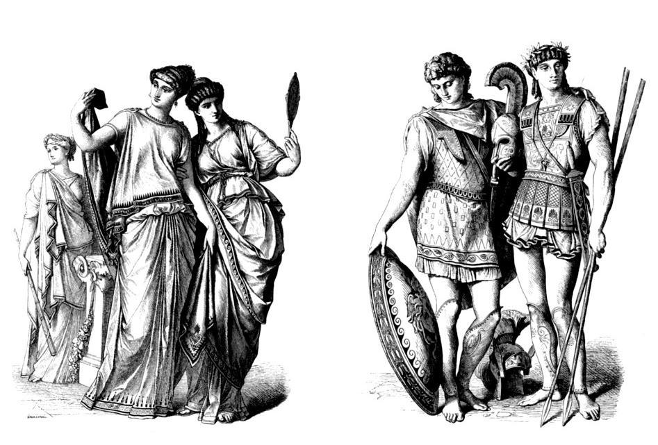 История история древней греции